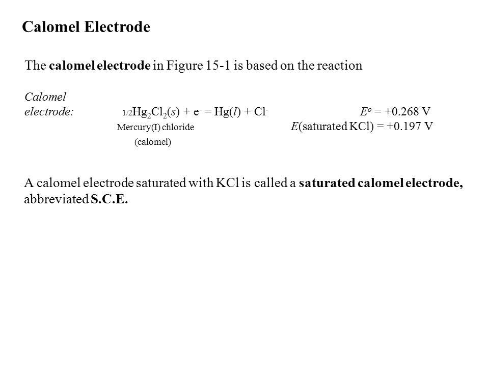 E = constant – β(0.059 16) log[F - ]γ F - = constant – β(0.059 16) log γ F - - (0.059 16) log[F - ] This expression is constant because γ F - is constant at constant ionic strength