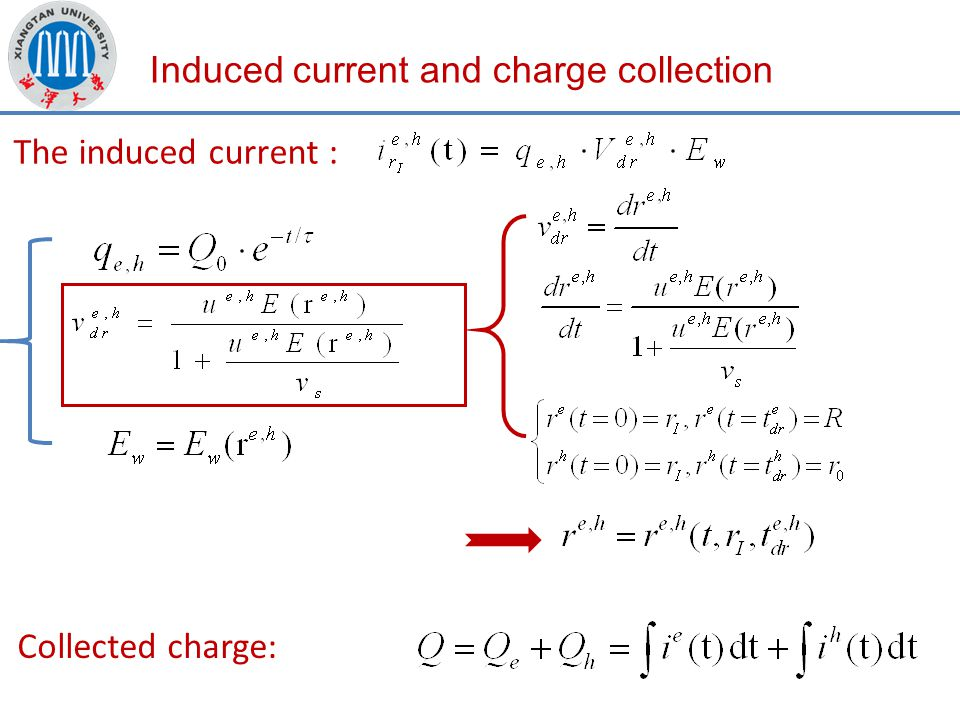 Charge collection simulation For the irradiated 3D-trench detector: Charge collection at the fluence of 7x10 15 n eq /cm 2 Charge collection at the fluence of 1x10 16 n eq /cm 2