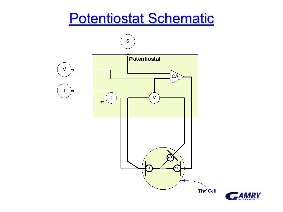 Potentiostat Schematic