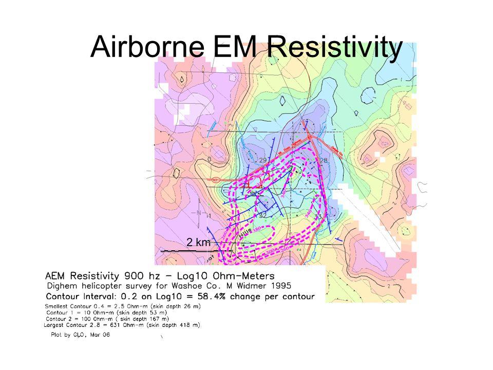 Airborne EM Resistivity
