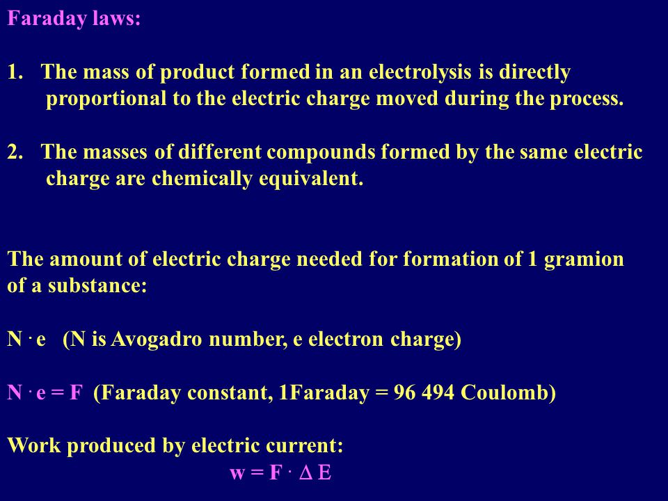 Electrochemical cell is composed of two half-cells, realized e.g.
