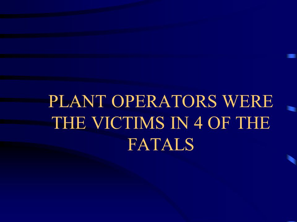 ELECTRICIANS WERE THE VICTIMS IN- 3 OF THE PERMANENTLY DISABLING INJURIES 74 OF THE LOST DAYS CASES 15 OF THE LOST DAYS AND RESTRICTED DUTY CASES 17 O