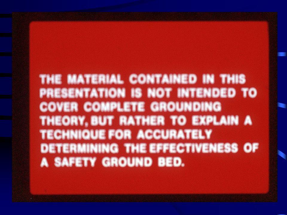NOT an ohm meter, or an insulation tester (meggar), or welder