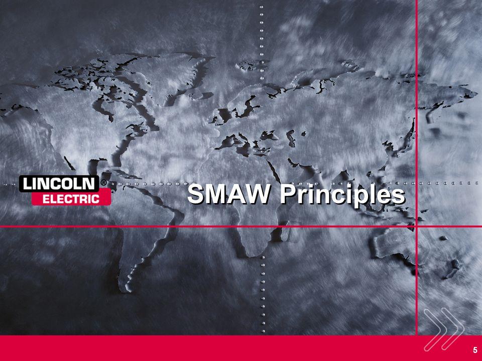 5 SMAW Principles
