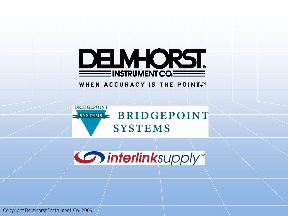 Copyright Delmhorst Instrument Co.