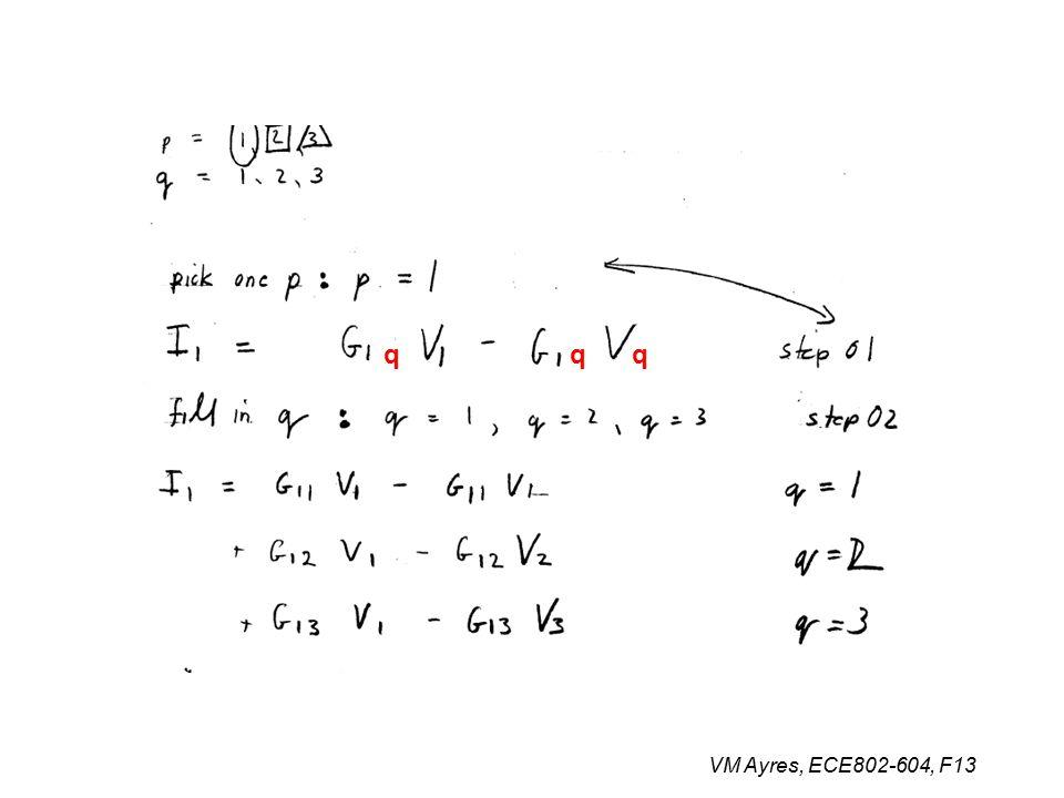VM Ayres, ECE802-604, F13 qqq