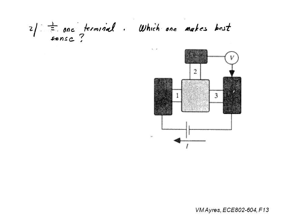 VM Ayres, ECE802-604, F13