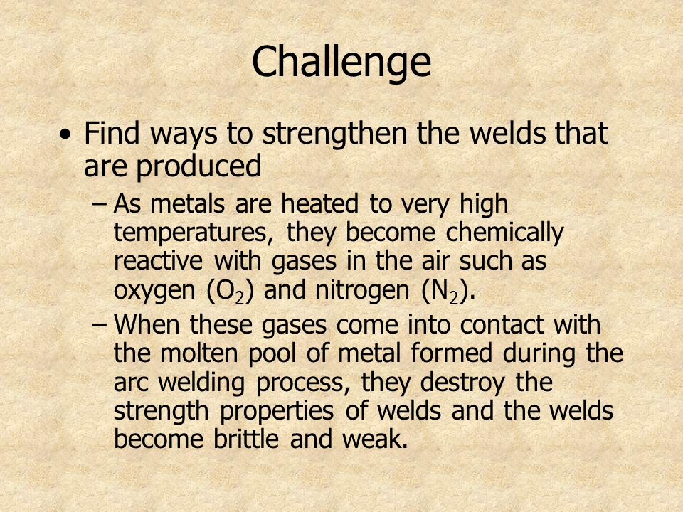 –Protect welding cables from hot objects and sharp edges.