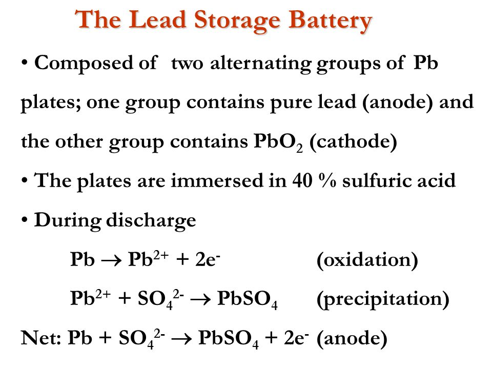 "BATTERIES Two type of batteries: : - Primary batteries cannot be ""recharged"" Once all the chemicals are consumed there is no more chemical reaction :"
