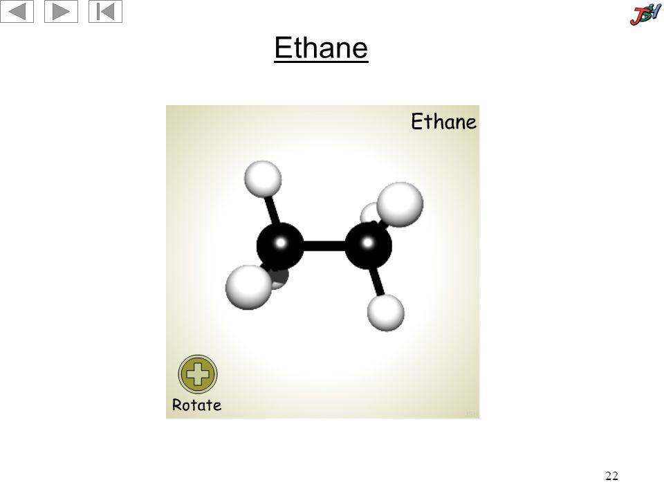 22 Ethane