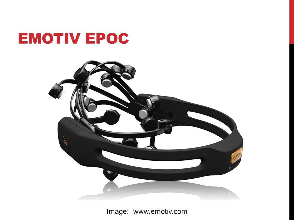 EMOTIV EPOC Image: www.emotiv.com