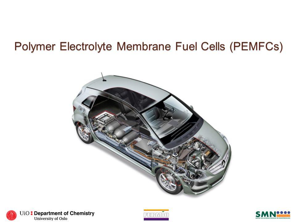 Polymer Electrolyte Membrane Fuel Cells (PEMFCs)