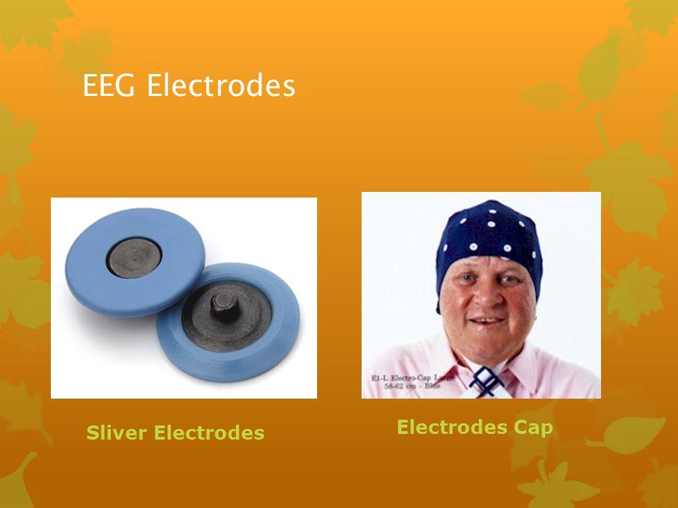 EEG Electrodes Sliver Electrodes Electrodes Cap