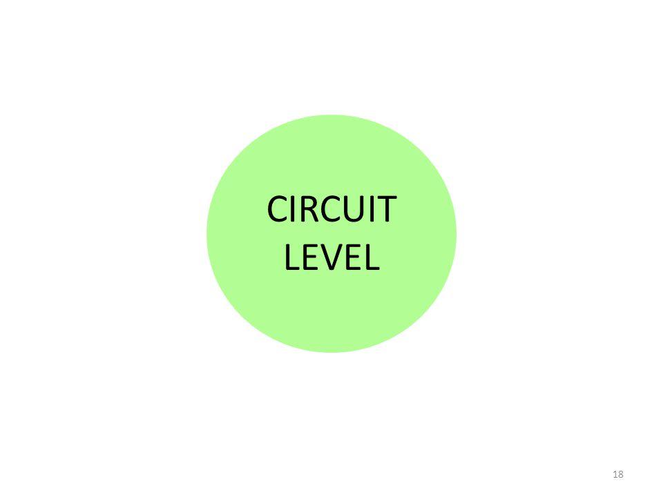18 CIRCUIT LEVEL