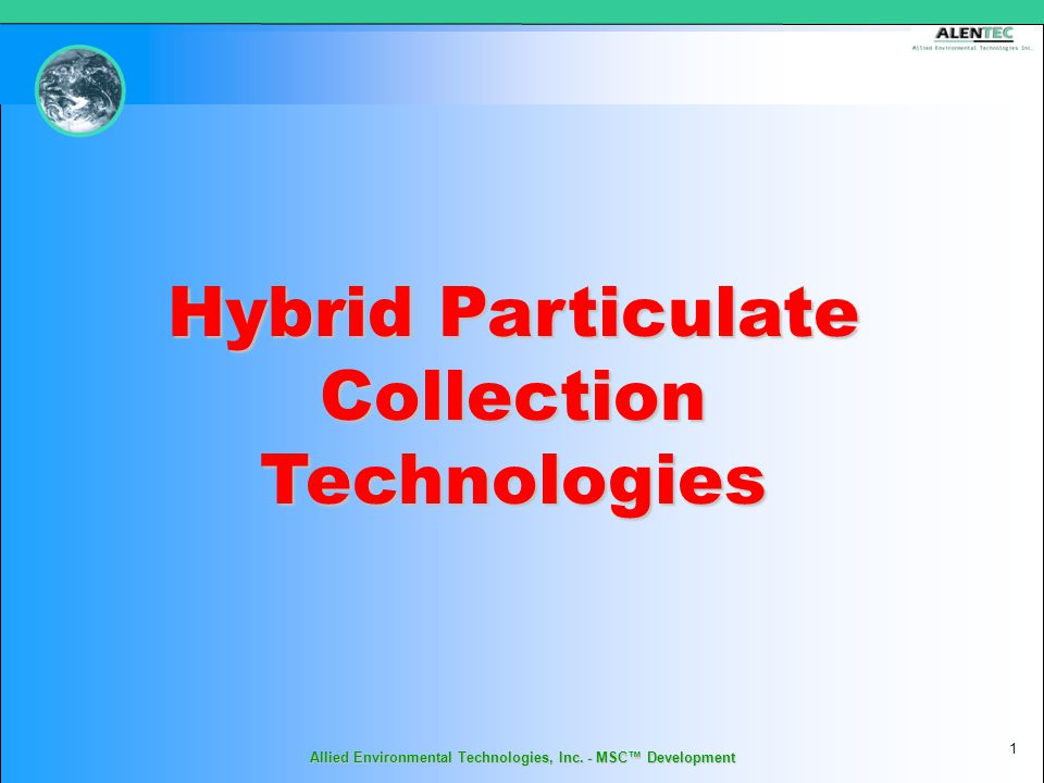 Allied Environmental Technologies, Inc.