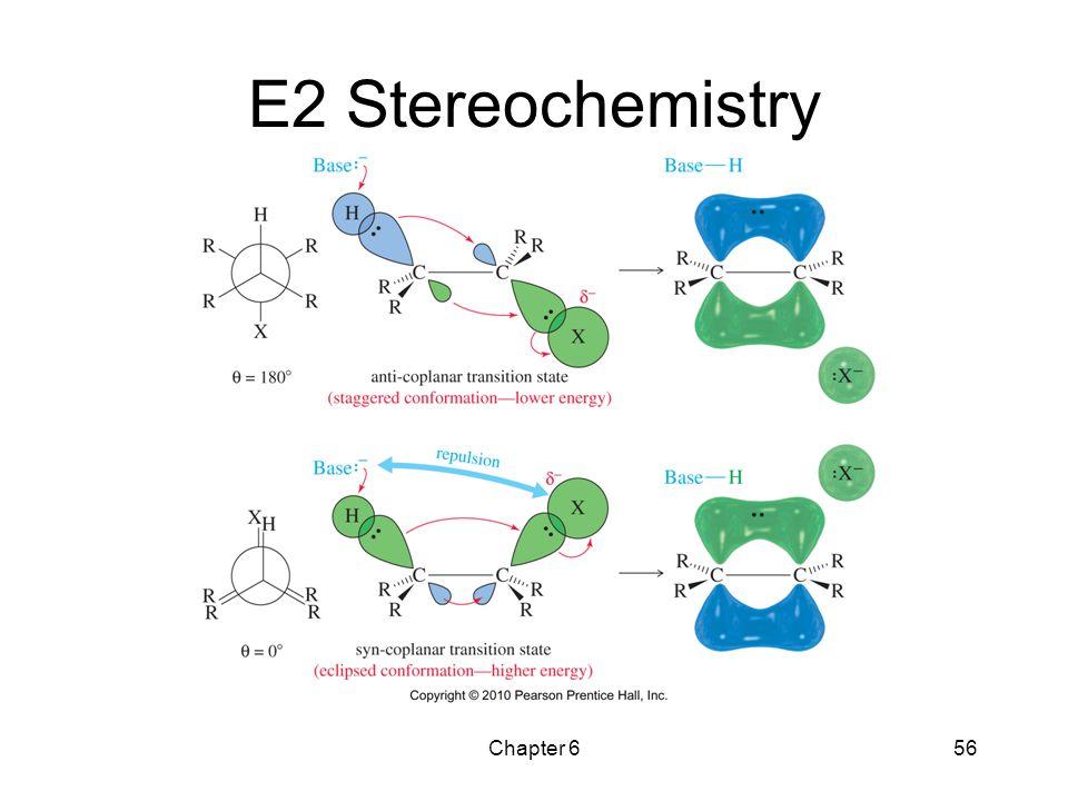 Chapter 656 E2 Stereochemistry