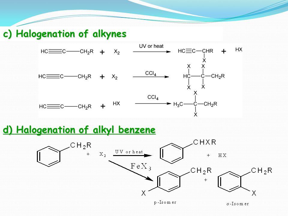 2- Halogenation Of Alcohols