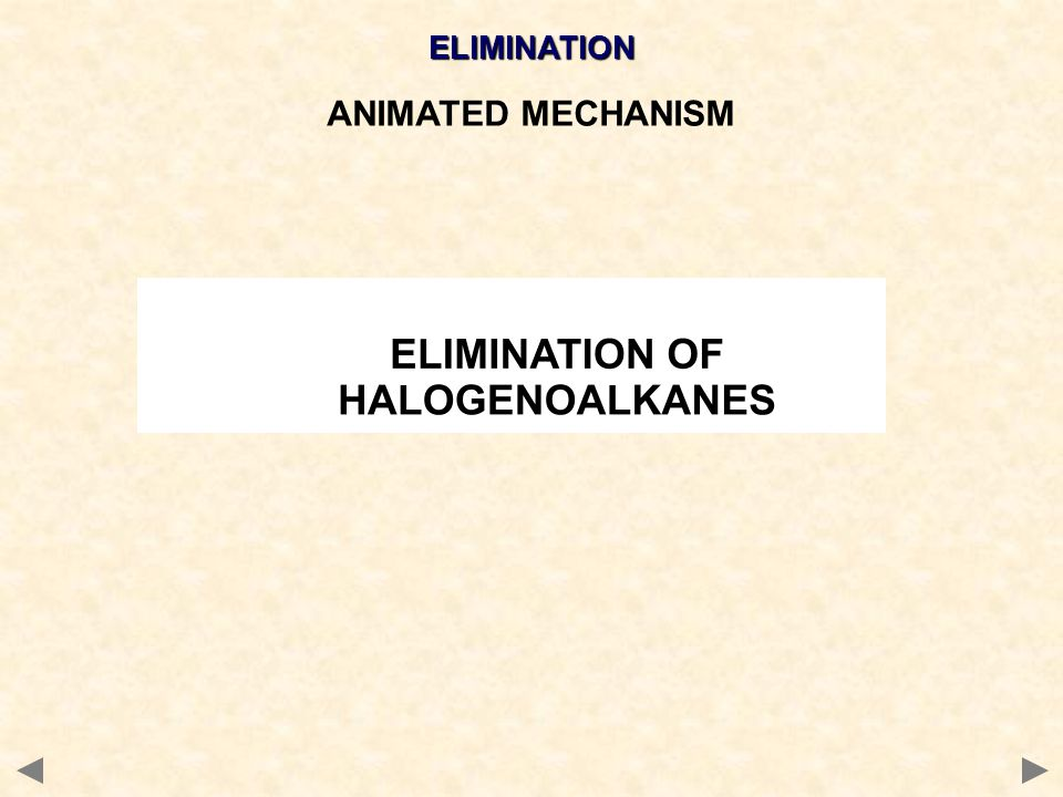 ELIMINATION ANIMATED MECHANISM