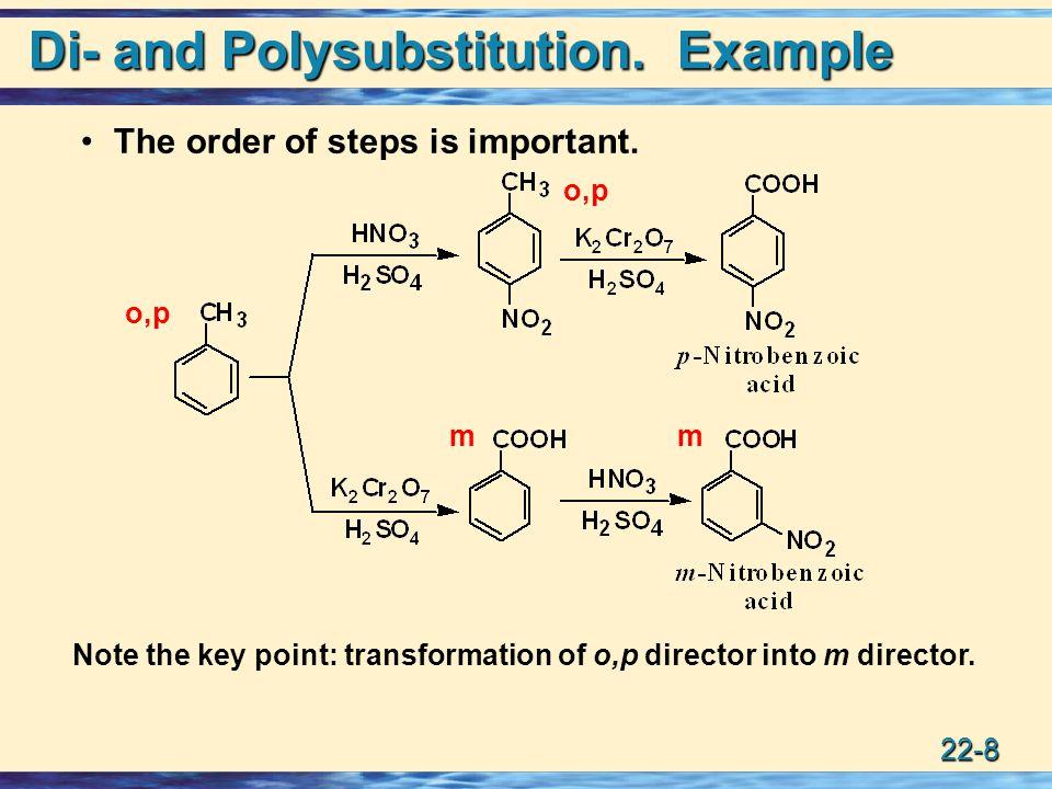 22-29 Meisenheimer Complex Reaction involves formation of reactive intermediate called a Meisenheimer complex.