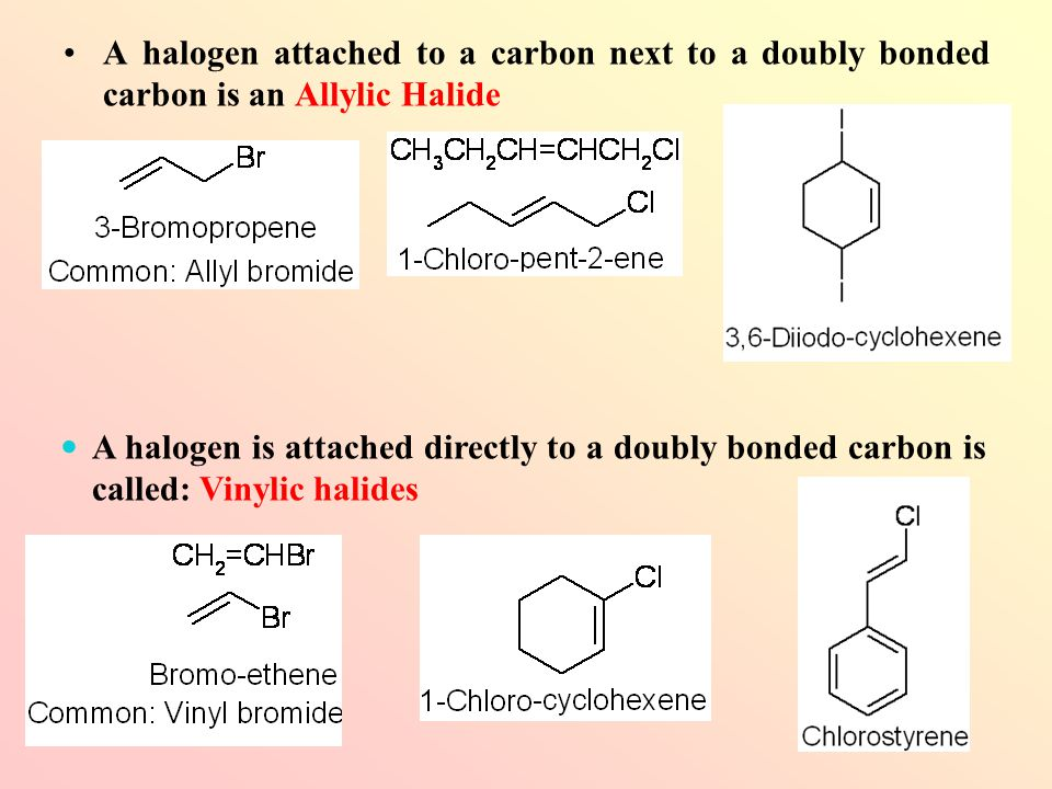 Nucleophilic Substitution Reactions For some cations, different products may be formed by either mode of attack e.g.