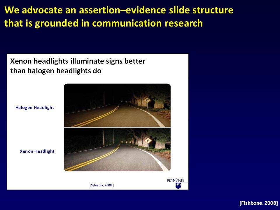 Xenon headlights illuminate signs better than halogen headlights do [Sylvania, 2008 ] Xenon Headlight Halogen Headlight SilverStar Ultra TM Standard Halogen Xenon