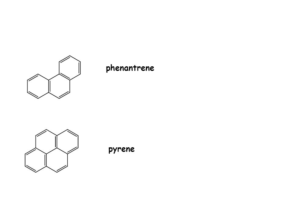 phenantrene pyrene