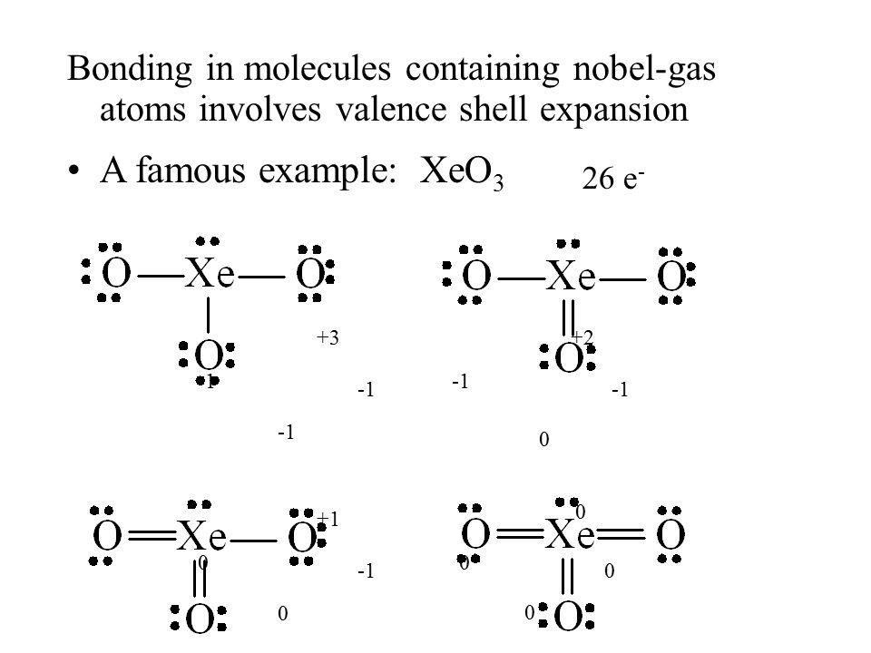 Radicals: Odd-Electron Systems Finally, one can encounter odd electron systems where full electron pairs will not exist.