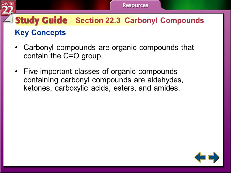 Study Guide 2 Section 22.2 Alcohols, Ethers, and Amines Key Concepts Alcohols, ethers, and amines are formed when specific functional groups substitut