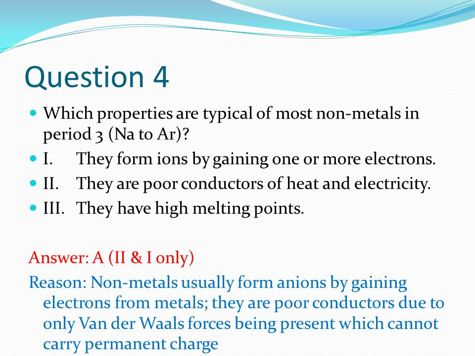 Question 28ai Explain the following statements.