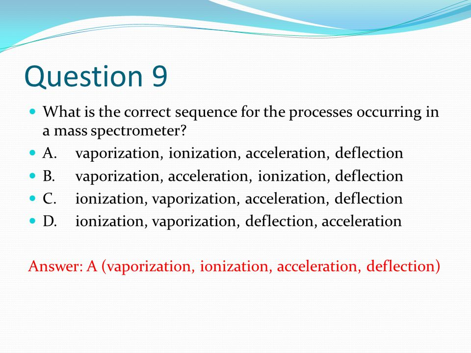 Question 10 Which of the reactions below occur as written.