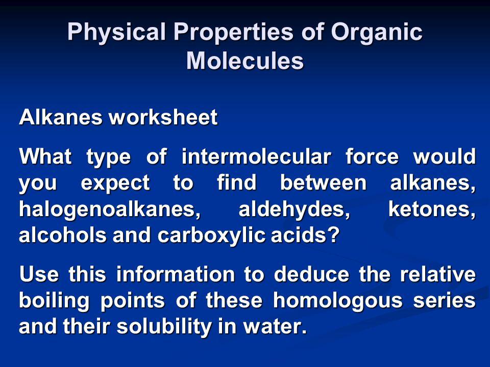 ether nitrile aldehyde amine ester