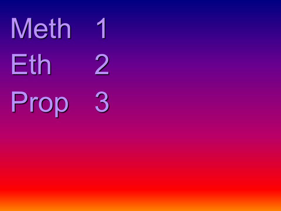 Meth 1 Eth 2 Prop 3