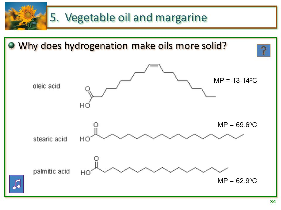 33 5. Hydrogenation Compare the products resulting from the hydrogenation of 1-butene and cis-2-butene.