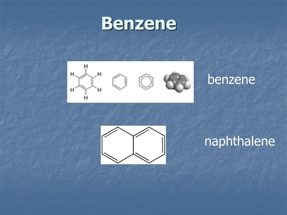 benzene naphthalene Benzene