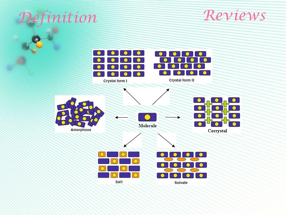 Preparation Growth from the melt Kofler DSC  simple  efficient