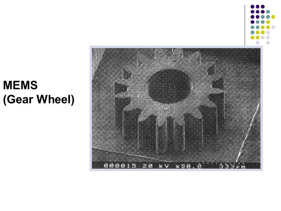 MEMS (Gear Wheel)