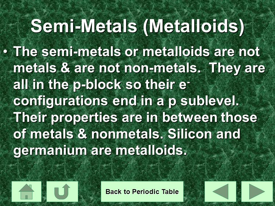 Other Nonmetals The other non-metals include hydrogen, oxygen & carbon – some of the most abundant elements on earth & in the universe.