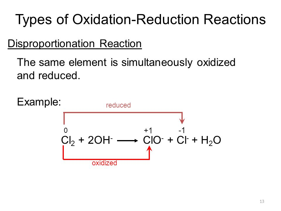 14 Ca 2+ + CO 3 2- CaCO 3 NH 3 + H + NH 4 + Zn + 2HCl ZnCl 2 + H 2 Ca + F 2 CaF 2 Precipitation Acid-Base Redox (H 2 Displacement) Redox (Combination) Classify each of the following reactions.
