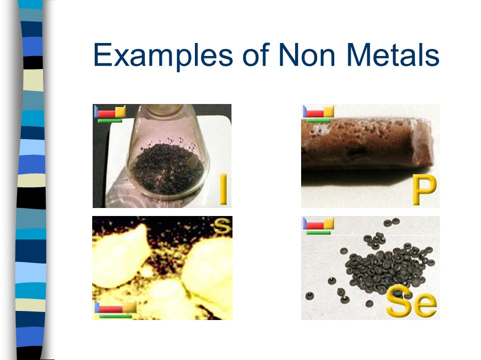 METALLOIDS Elements that have characteristics of both metals and nonmetals They are found along the stair step line on the Periodic Table