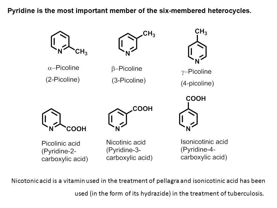 Qunioline is stable compound resistant to oxidising agents, but vigorous oxidation with potassium permanganate yields quinoline acid ( ,  -pyridine dicarboxylic acid).