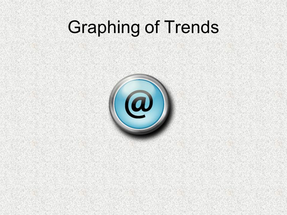 Graphing of Trends