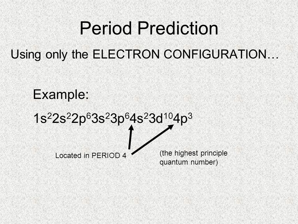 Periodic Properties (aka TRENDS) 6. Electronegativity - Ability to attract electrons Higher