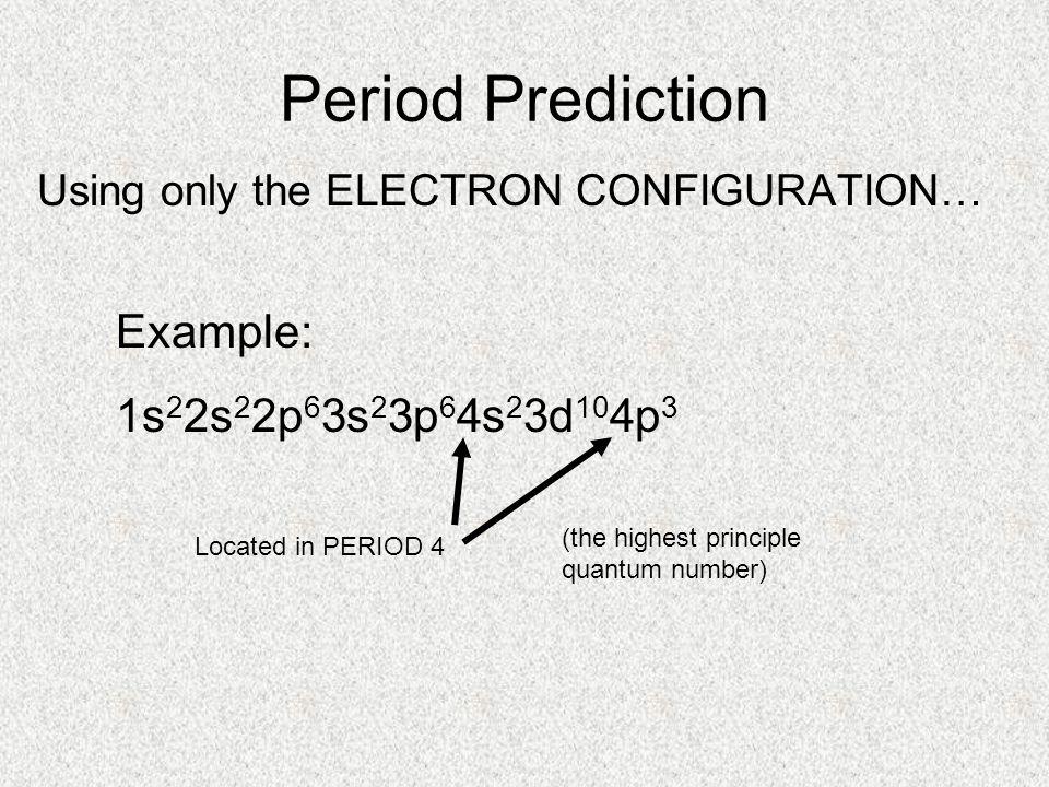 Periodic Properties (aka TRENDS) 2. Atomic Radius (size of an atom) SMALLER