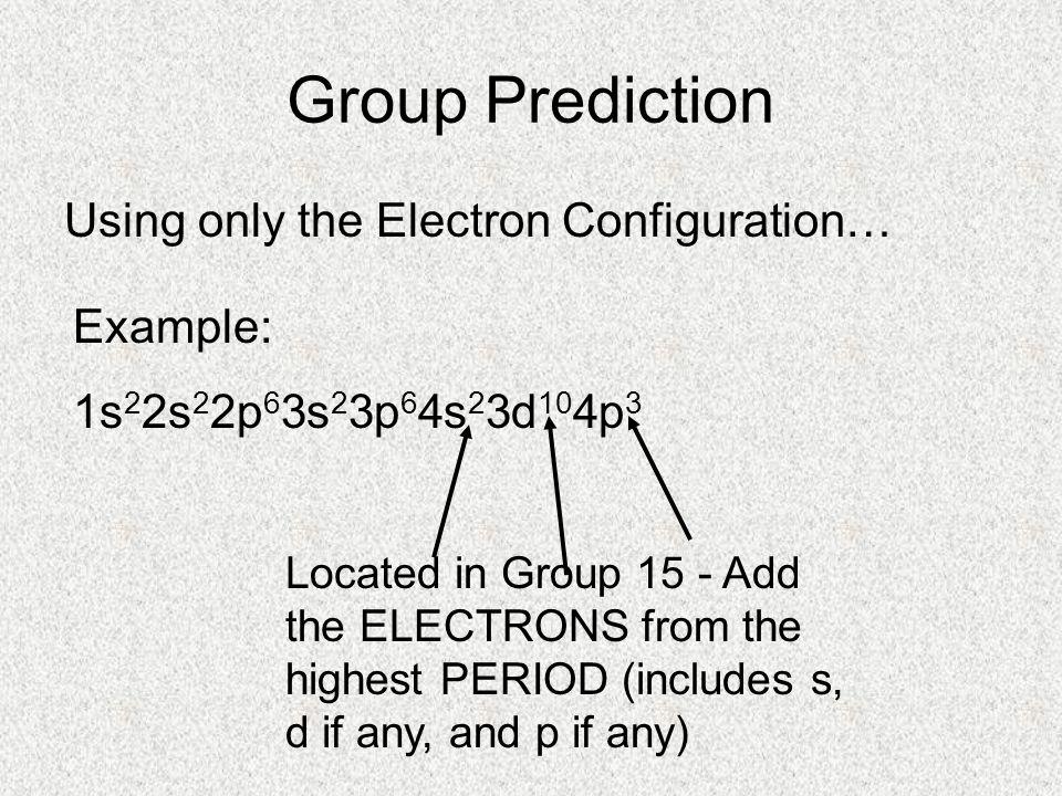 Periodic Properties (aka TRENDS) 6. Electronegativity Decreases
