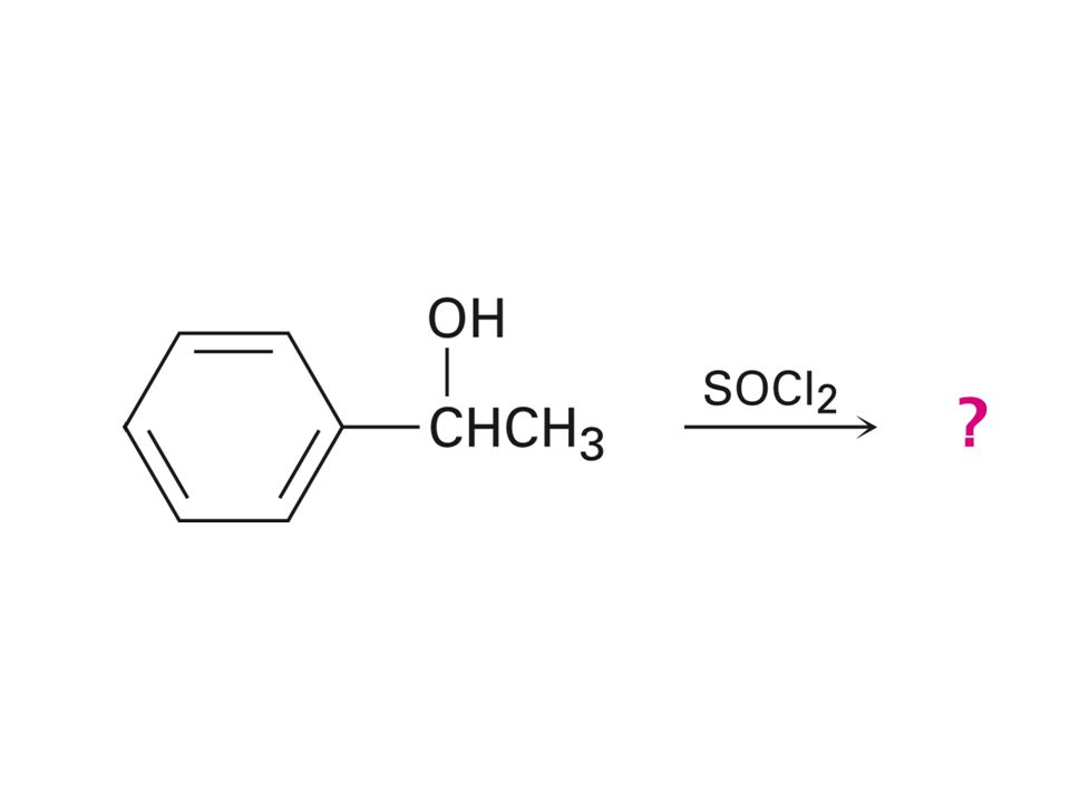 Stereochemistry of S N 1 Reactions For an S N 1 reaction at a stereocenter, the product is a racemic mixture Rates of S N 1 Reactions The rate of an S N 1 reaction depends only on the concentration of the substrate
