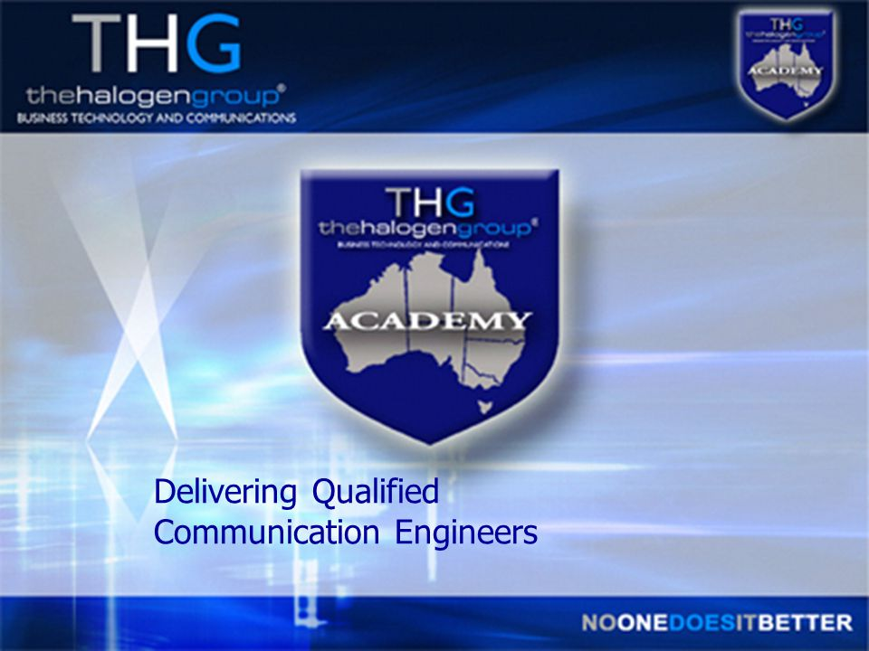 Delivering Qualified Communication Engineers