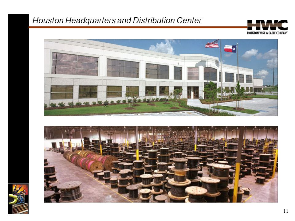 Houston Headquarters and Distribution Center 11