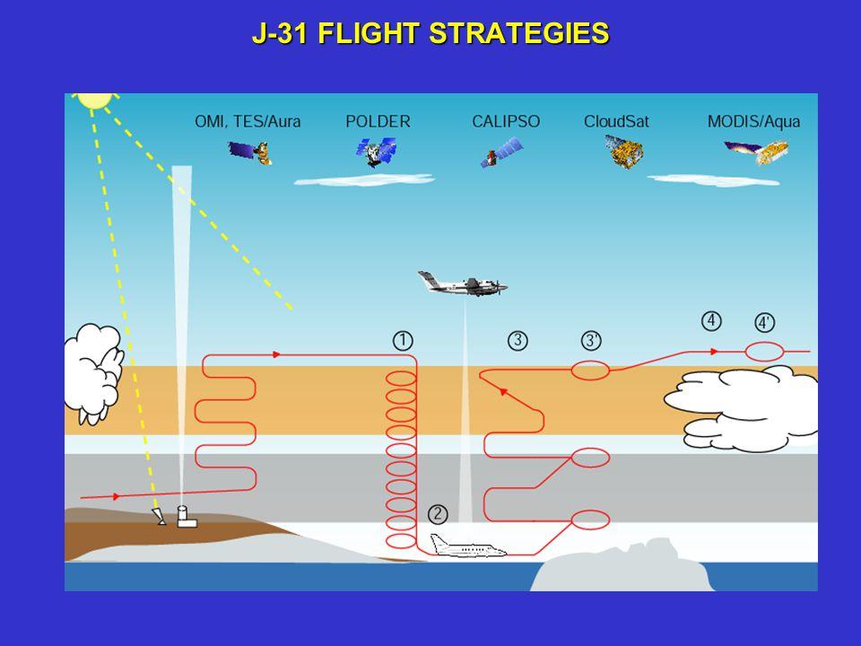 J-31 FLIGHT STRATEGIES