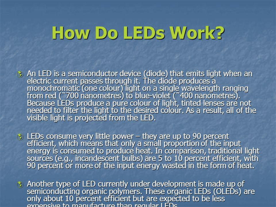 How Do LEDs Work.