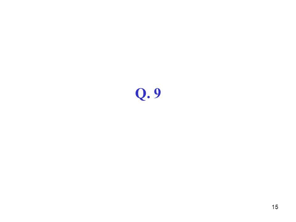 15 Q. 9